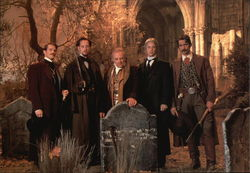 The Cast of Dracula