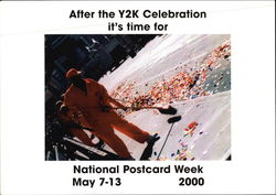 Y2K National Postcard Week, May 7-13, 2000