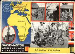 Sachs-Motor Africa-Europe Expedition