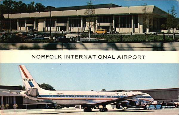 Norfolk International Airport Virginia Airports