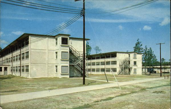 Airmen's Dormitories Myrtle Beach South Carolina Air Force