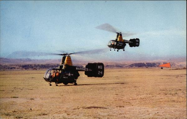 HOK Helicopters, Camp Pendleton San Diego California