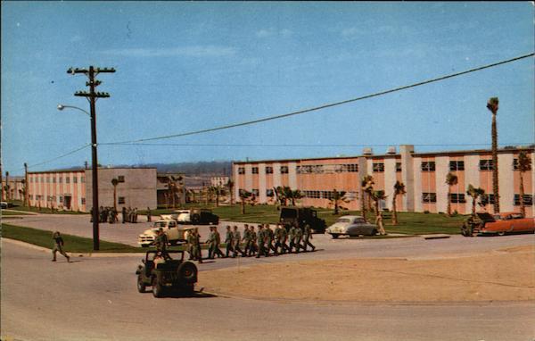 New Building at Camp Del Mar Camp Pendleton, CA