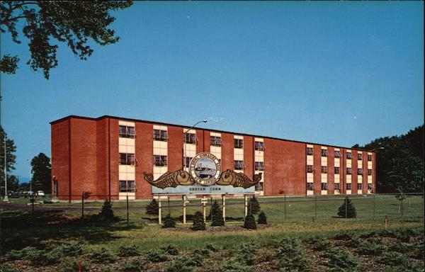 Naval Submarine Base - Chief Petty Officers' Barracks, New London Groton Connecticut