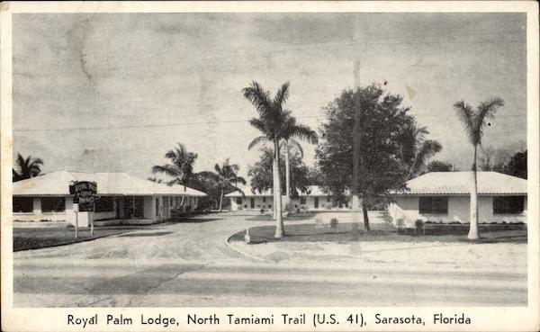 Royal Palm Lodge Sarasota Florida