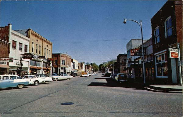 Broadway Siloam Springs Arkansas