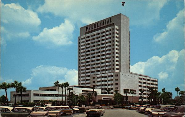 District Home Office of Prudential Insurance Company of America Jacksonville Florida