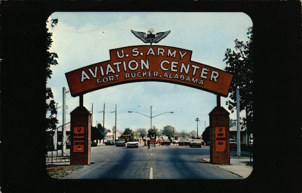 Glimpses of Army Avaiation Fort Rucker, AL