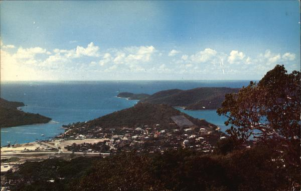 French Village St. Thomas Virgin Islands Caribbean Islands