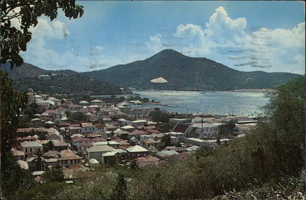 Greetings from St. Thomas, USVI Charlotte Amalie Virgin Islands