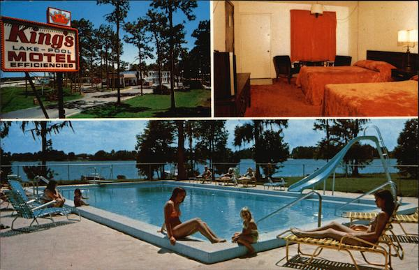 King's Motel Kissimmee Florida