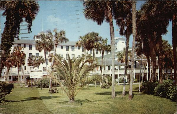 Ormond Hotel and Grounds Ormond Beach Florida