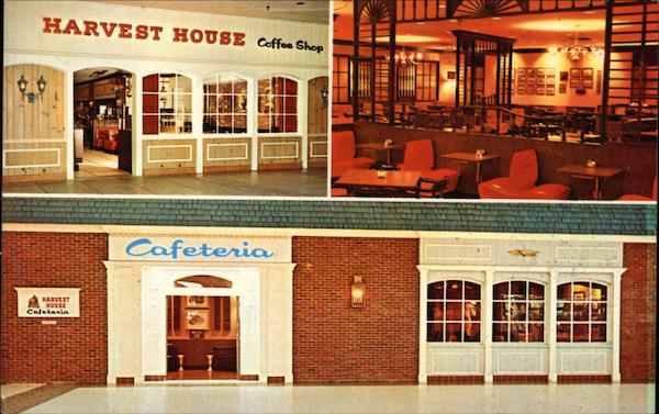 Harvest House Cafeteria and Coffee Shop Restaurants
