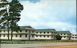 Trainee Barracks at Fort Polk