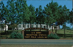 U.S. Army Reception Station