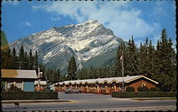 Alpine Motel - Banff National Park