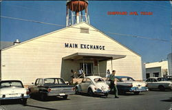 Main Exchange, Sheppard Air Force Base