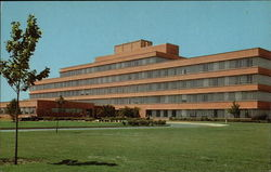Seppard Air Force Base Hospital Postcard