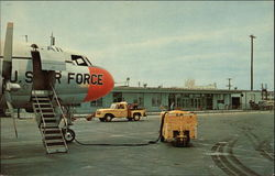 Air Force Base - Passenger Terminal