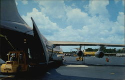 Loading of a C-141 Starlifter, Charleston Air Force Base