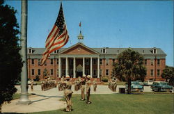 Marine Corps Recruit Depot - Morning Colors