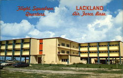 Flight Squadron Quarters, Lackland Air Force Base