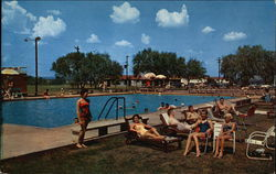 Officers Swimming Pool, Lackland Air Force Base