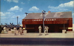Career Exhibit Building, Lackland Air Force Base