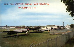 Willow Grove Naval Air Station