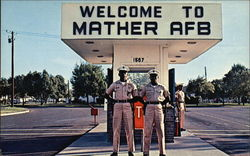 Welcome to Mather AFB