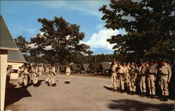 National Guardsmen at Camp Grayling