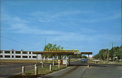 Entrance, Schilling Airforce Base, Strategic Air Command
