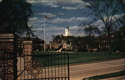 Main Entrance, United States Coast Guard Academy