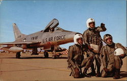 Pilots at Williams Air Force Base