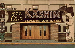 Elmendorf Air Force Base - N.C.O. Club Kashim