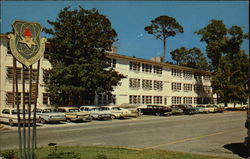 Keesler Air Force Base - Airmen's Quarters, Dormitory Type