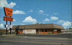 Village Inn Pancake House Postcard
