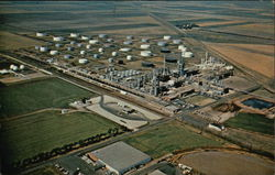 Aerial View of National Cooperatie Refinery Association
