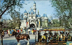 Sleeping Beauty Castle, Fantasyland, Disneyland
