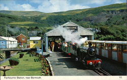 Fairbourne Station