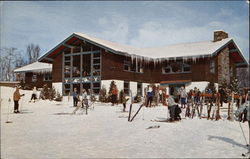 Lake Placid Club's Ski Loj at Mt. Whitney