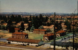 Air View, North Fort Lewis