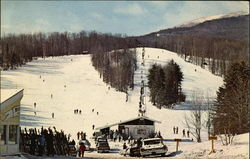 Toll House T-Bar, Mt. Mansfield