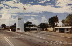 California Agricultural Inspection Station