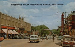 Greetings From Wisconsin Rapids, Wisconsin