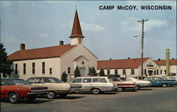 Camp McCoy, Main Exchange and Chapel