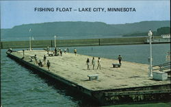 Fishing Float, Lake Pepin