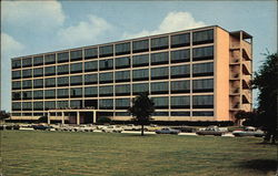 Beautiful New Department of Highways' Building