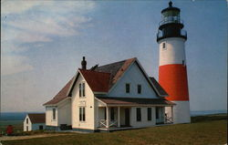 Sankaty Head Lighthouse Postcard