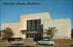 Crenshaw County Courthouse